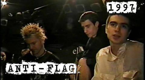 ANTI-FLAG El Mocambo 6/3/1997