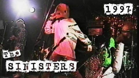 SINISTERS El Mocambo 10/31/1997