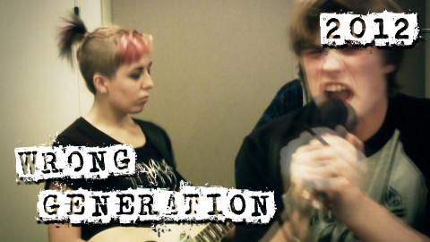 Wrong Generation 2012_s